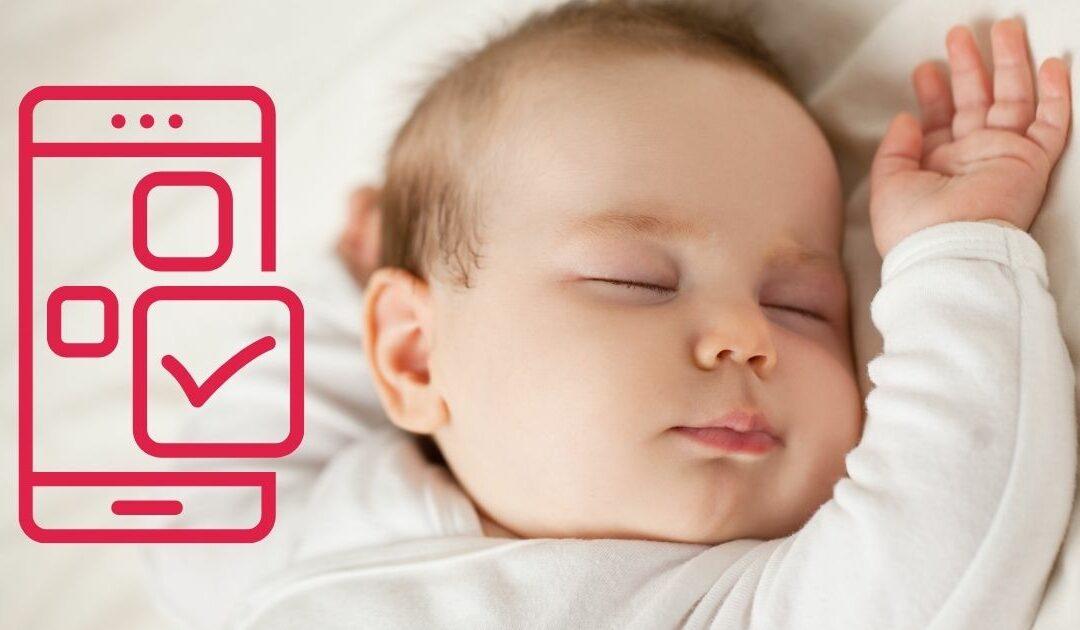 Die Schlafprotokoll 2.0 App