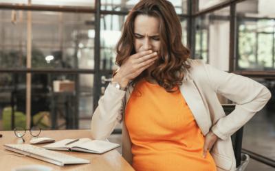 Übelkeit in der Schwangerschaft: Das hilft, wenn dir flau im Magen ist