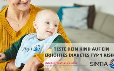 Risiko für Typ-1-Diabetes früh erkennen und vorbeugend handeln