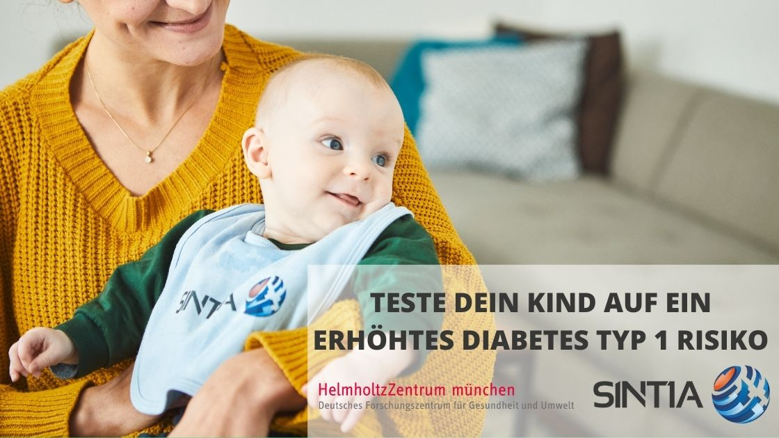 Diabetes Typ 1 Baby