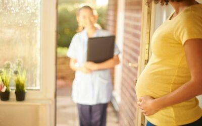 Geburt am besten mit Eins-zu-Eins-Betreuung